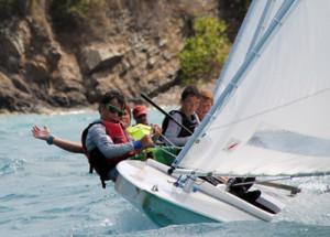 St Croix Junior Sailors