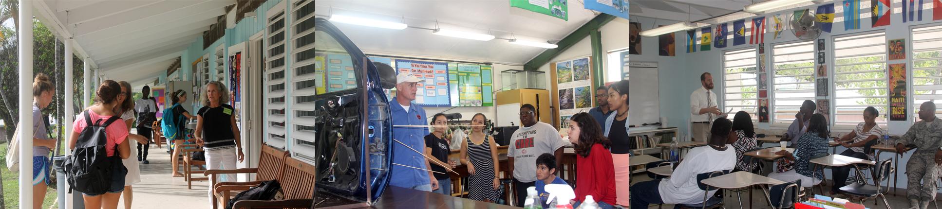 classroom combo
